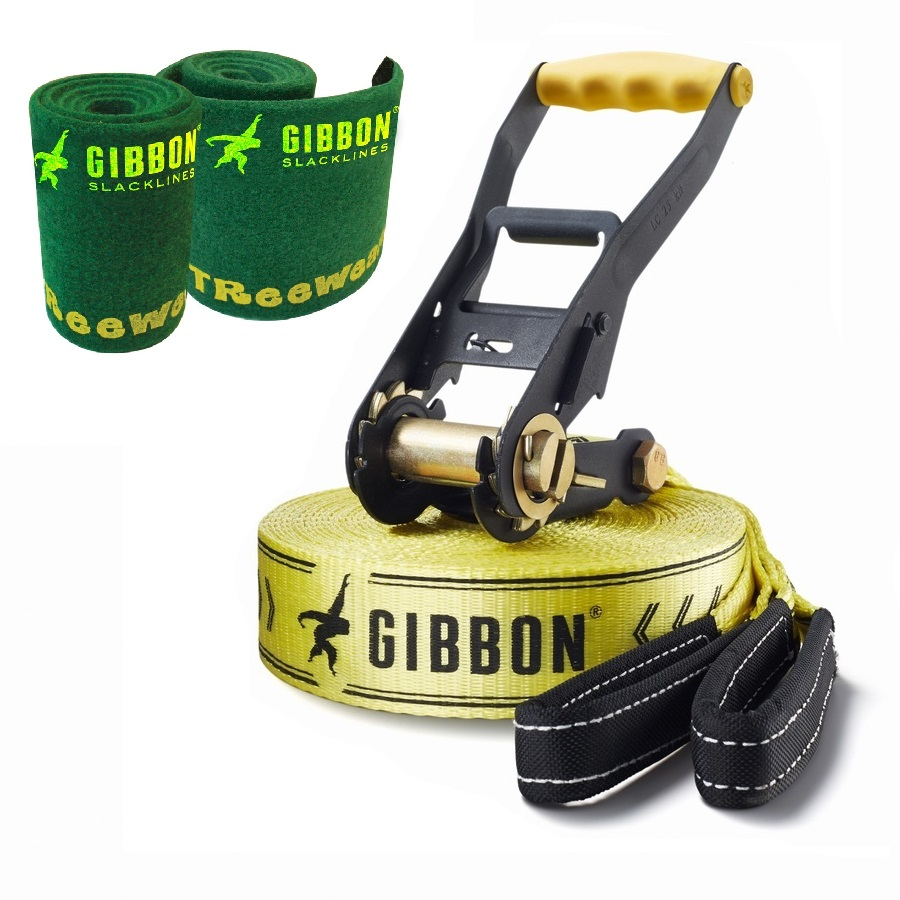 KIT GIBBON CLASSICLINE X13 TREE PRO – 15 Metros Kit Completo Ideal Para Iniciantes!